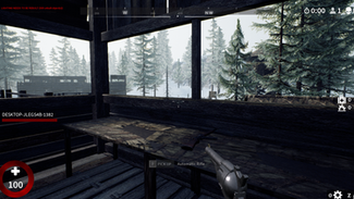 [C4] Lumber Mill Office View