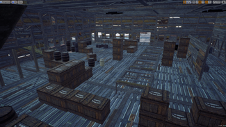 [C6] Lumber Mill Inside (different from C4)