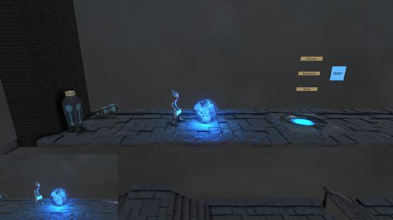 Spirit Temple - Falling & Momentum Level