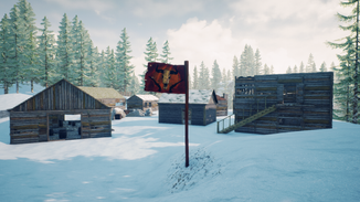 [C4] Bandit Camp Flag