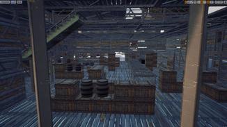 [C6] Lumber Mill Inside