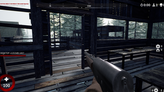 [C4] Lumber Mill Offices
