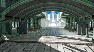 Car Race Level - Archways