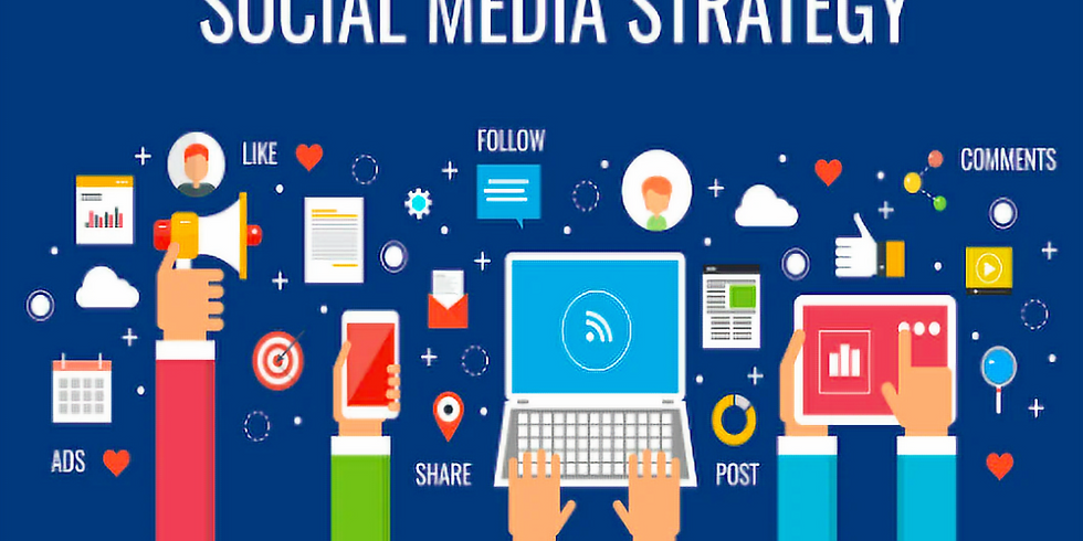 """Build Your Brand & Business w/ Social Media & """"Go Live"""" Apps"""