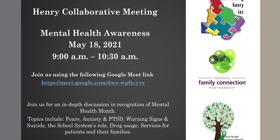 Collaborative Meeting 5/18/21