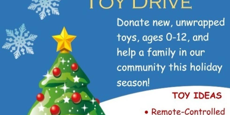 Community Cares Toy Shop Volunteer