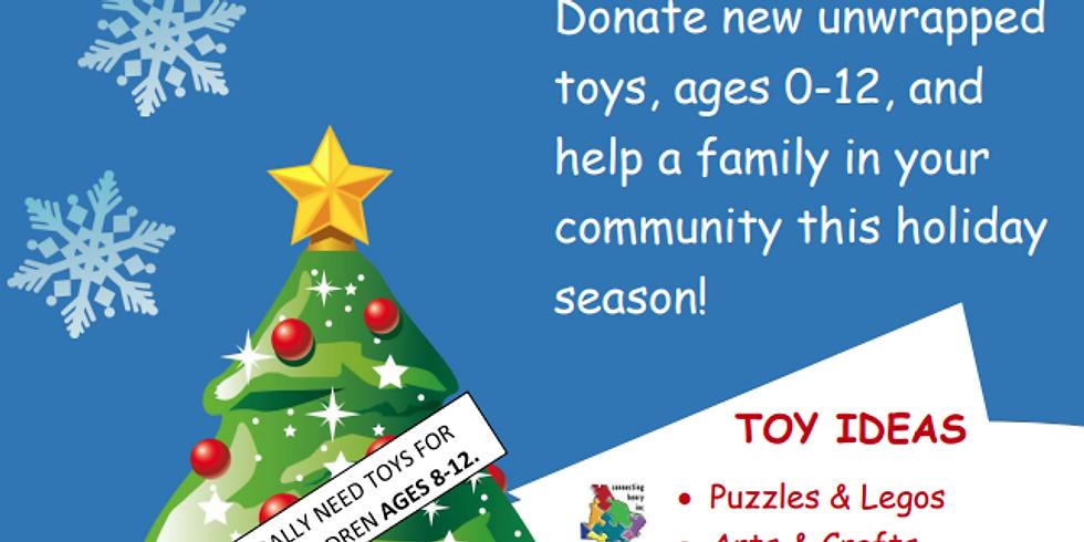 Community Cares Toy Shop