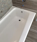Bathtub Reglazig AFTER White