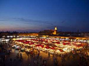 Marrakesh, The exotic mysteries of millennial city