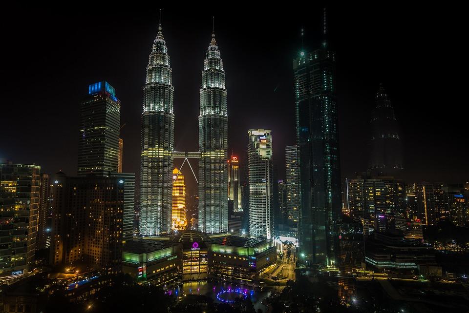 Kuala Lumpur, Malaysia Petronas Twin Towers