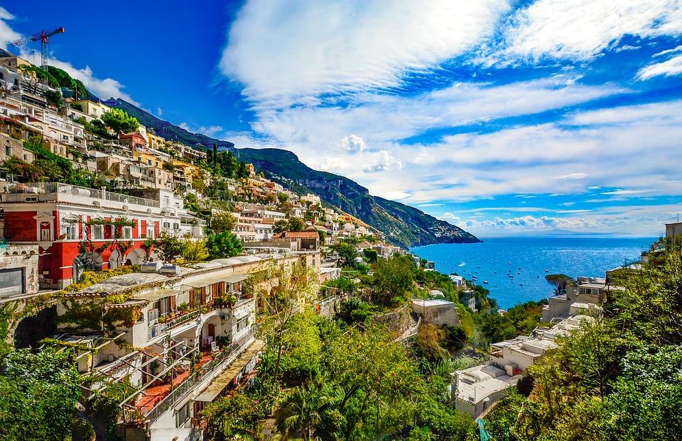 Amalfi coast,Positano