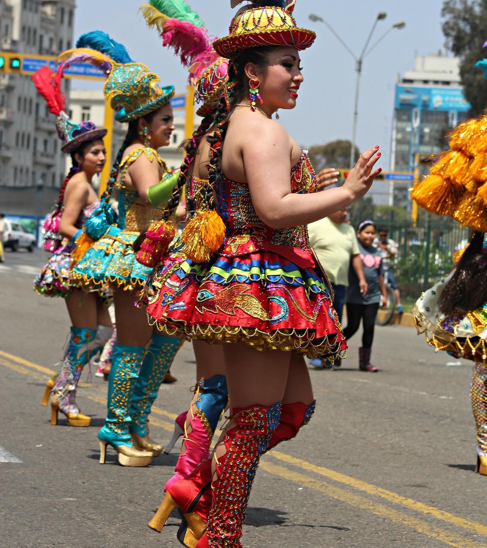 dance-dancers in Lima Peru