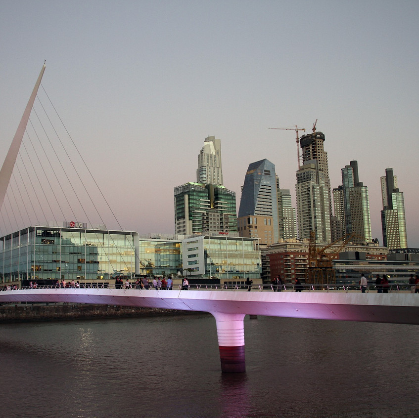 puerto-madero-Buenos Aires