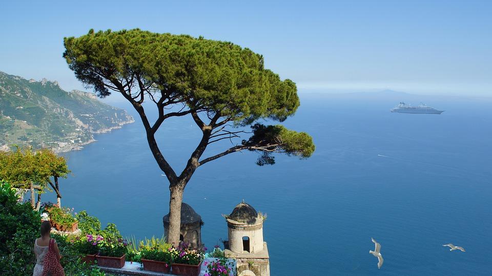 Amalfi coast, Ravello