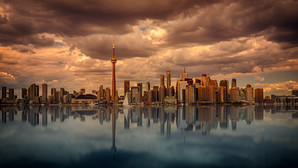 Most visited cities in North America: Toronto, Canada