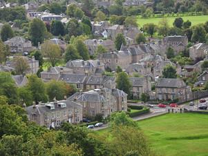 Famous Scottish castles, Stirling.