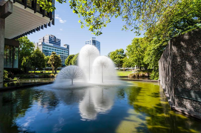 christchurch-new-zealand-ferrier-fountain