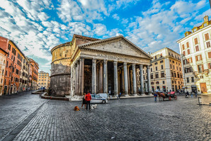 The most visited European cities: Rome and Milan