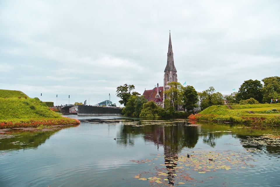 denmark-church
