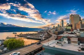 Seattle Washington at a Glance.