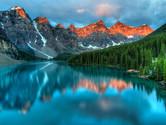 Winter destinations: Banff, Canada
