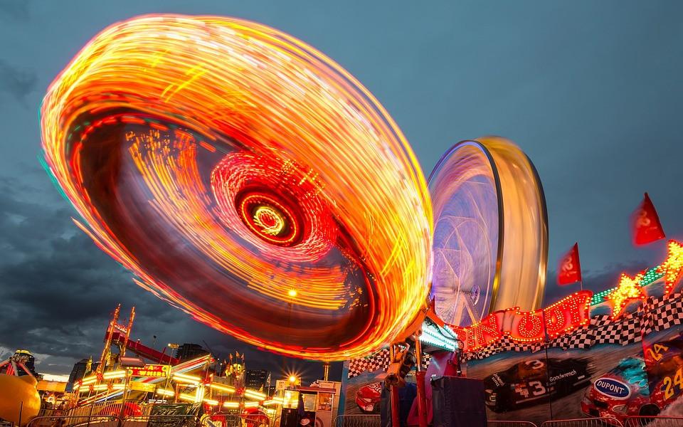 Fairgrounds ride