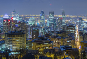 Less popular places that are absolutely delightful: Montreal.