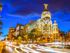 The Spanish experience, cultures, beaches, and fun in a rich glamorous mix.