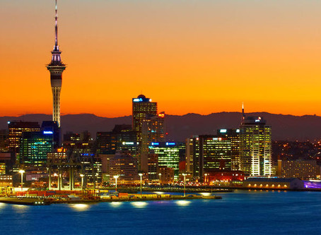 New Zealand, an enchanting frontier.