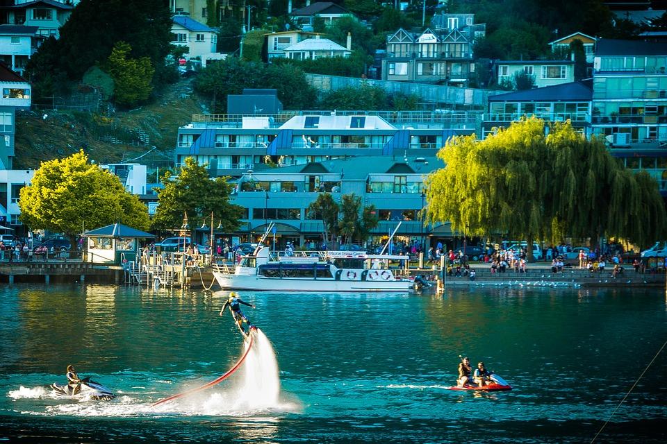 queenstown-Lake Wakatipu