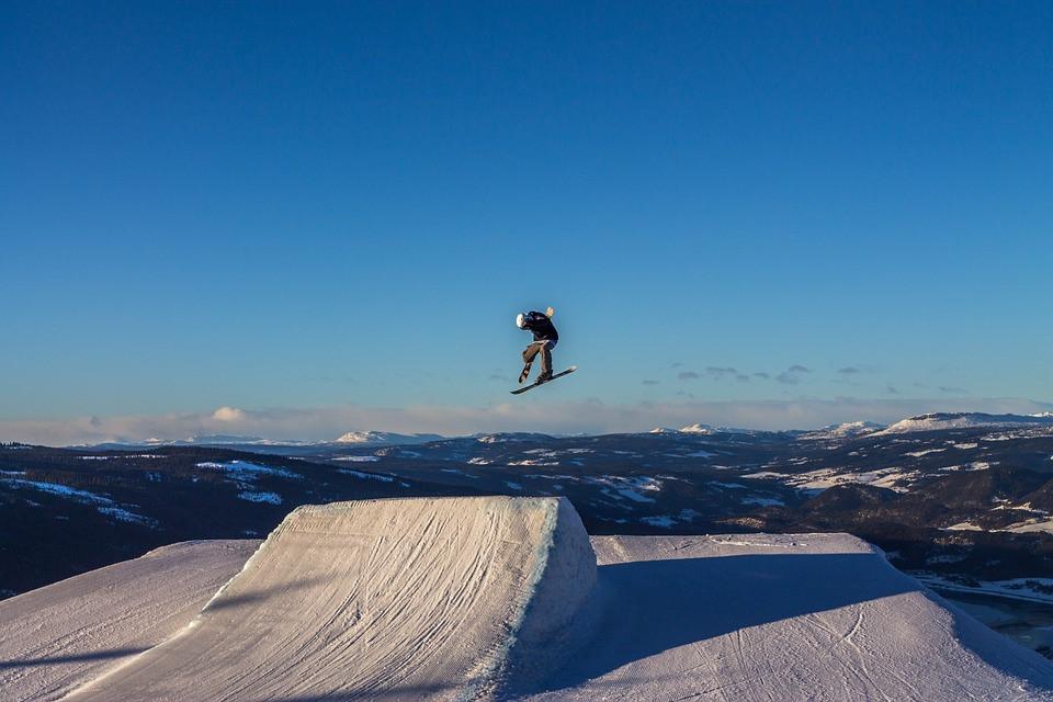 Lillehammer has many slopes