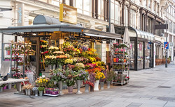 flower-store front