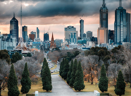 Less popular destinations that are absolutely delightful: Melbourne, Australia