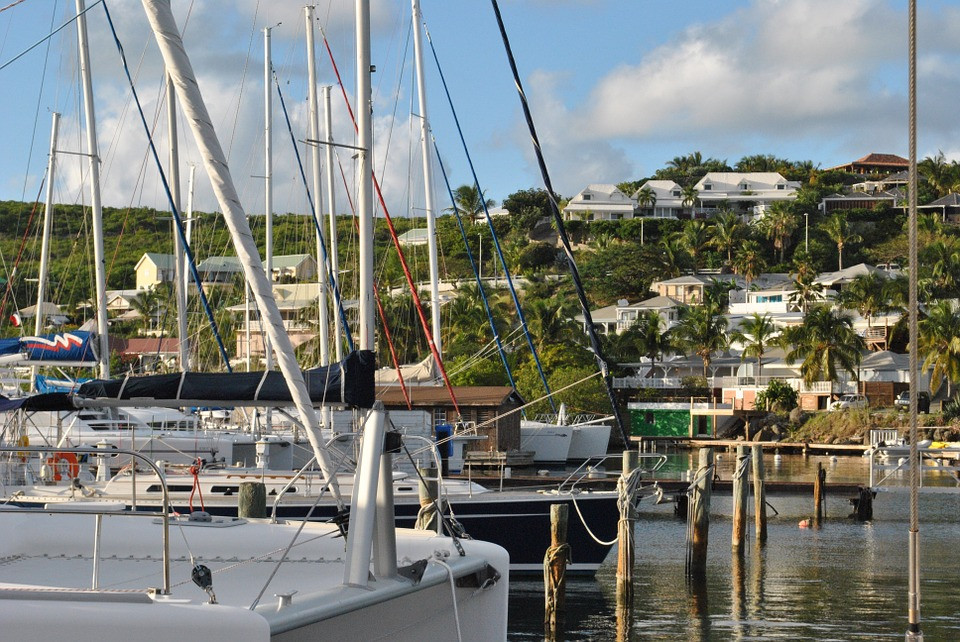 waterfront developments, Saint Martin, St. Martin