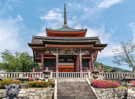 The most amazing religious places around the world: Historical monuments of Kyoto temples