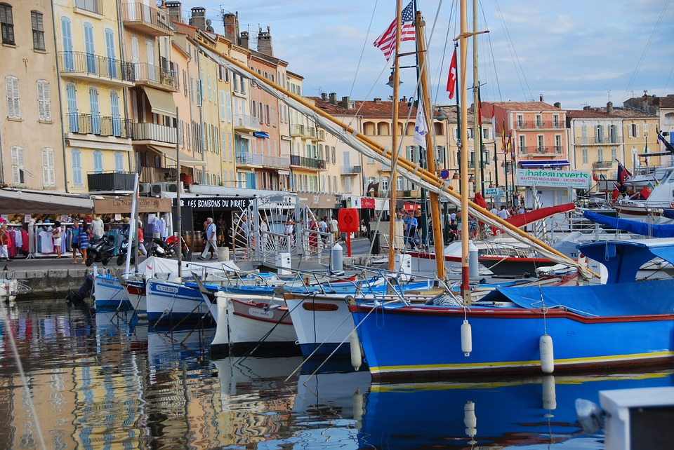 boats saint tropez
