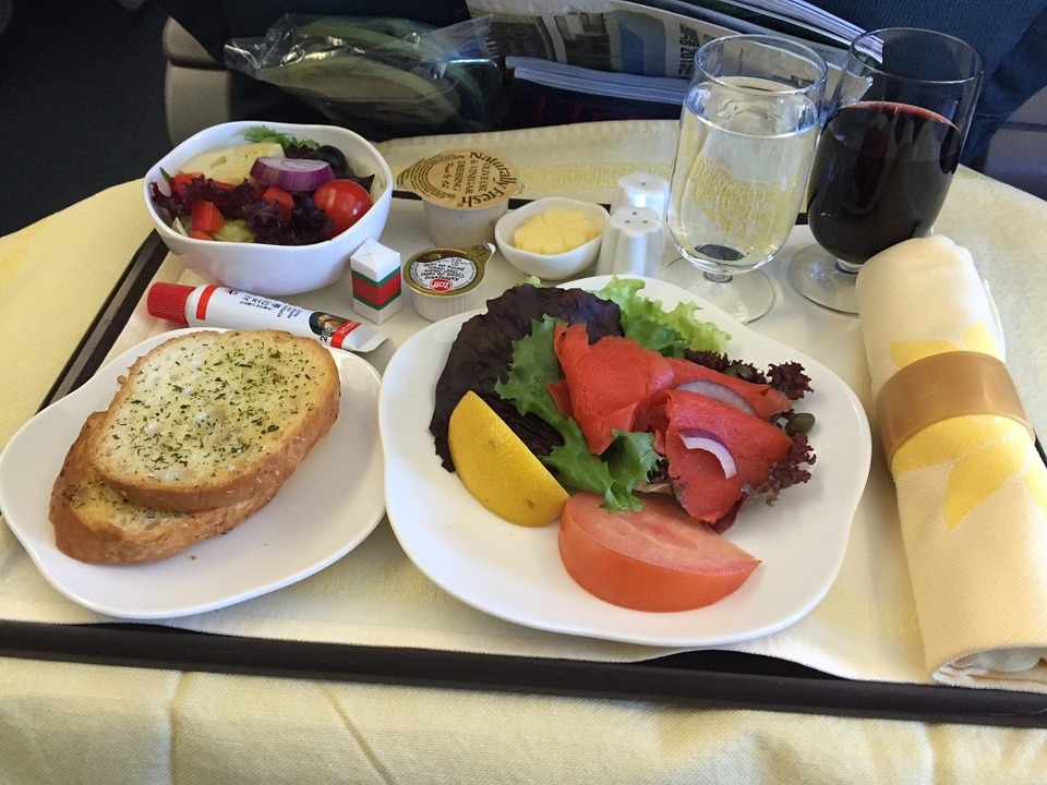 in-flight-meal business
