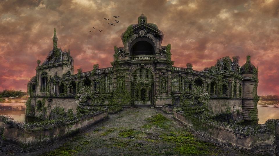 Chateau Chantily