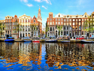 The Netherlands At a Glance.