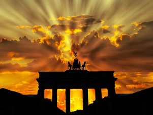 Berlin, Germany's seductive beating heart.