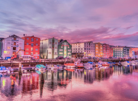 Less popular destinations that are absolutely delightful: Trondheim