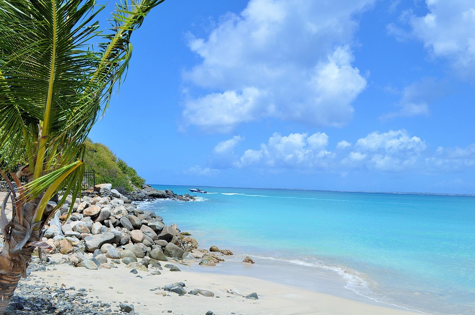 St, Martin's biggest asset is its beautiful beaches