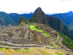 South America's best places.