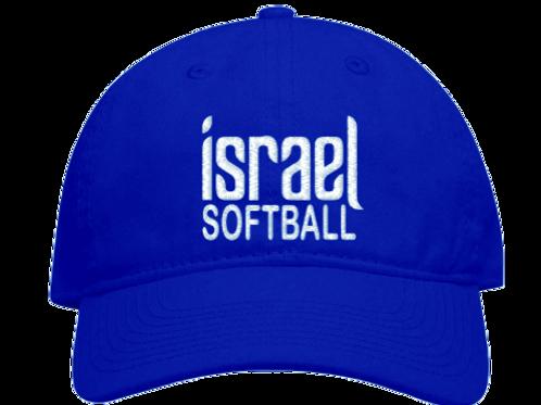 Israel Softball Cap