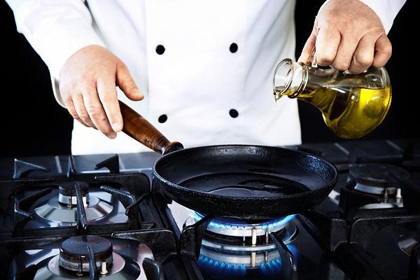 Profesional de cocina