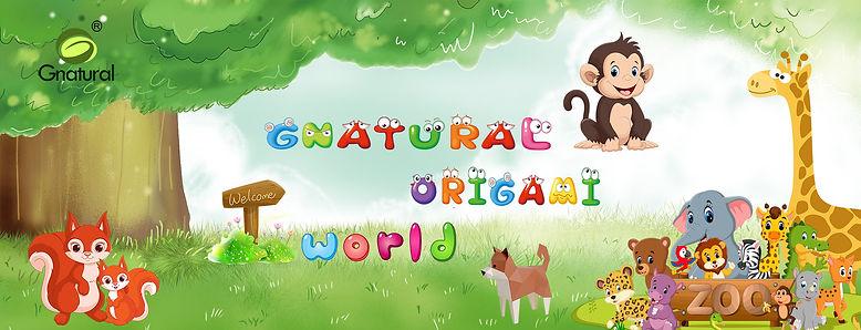 Gnatural Origami Animal World.jpg