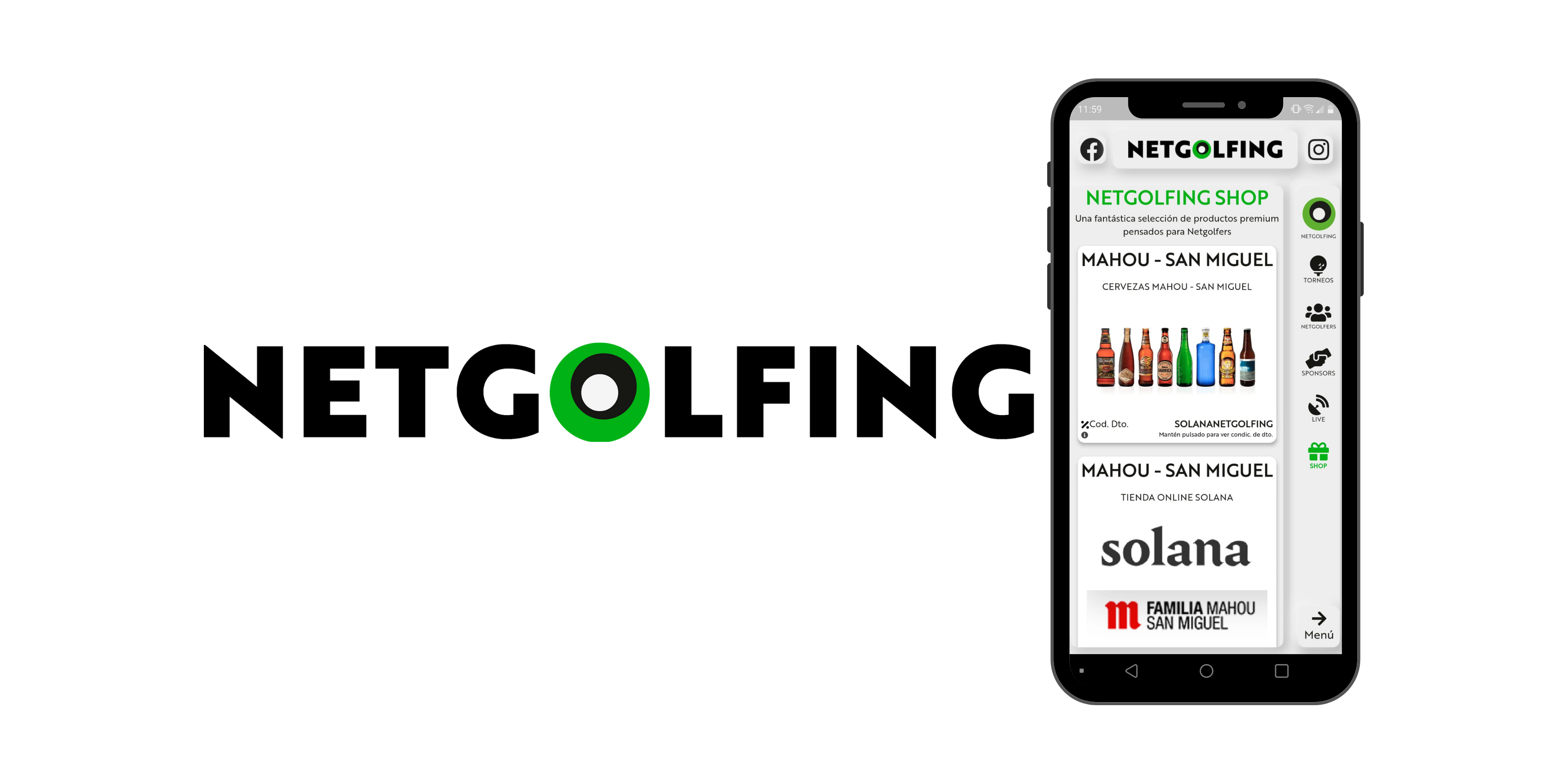 Netgolfing