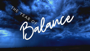 The Year of Balance: Hindsight is 2020