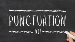 Punctuation 101