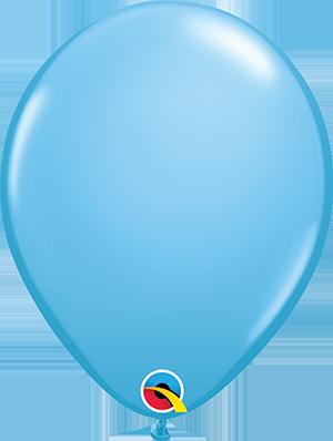 "11"" Standard Latex Balloon - Pale Blue"